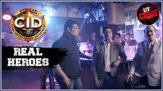 An Invader's Attack At New Year's Eve   सीआईडी   CID   Real Heroes