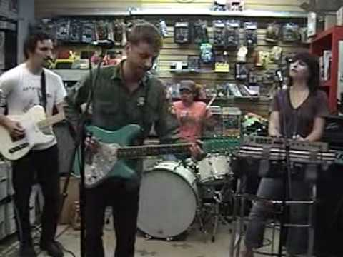 "the Intelligence ""Debt and ESP"" - live @ Criminal Records"