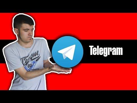 Как поменять тему в телеграмме на пк