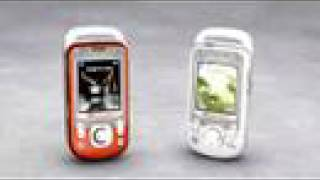 Sony Ericsson W550 / W550i Demo Film