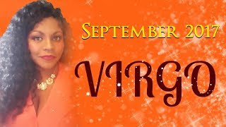 VIRGO HOROSCOPE SEPTEMBER 2017  AUTUMN EQUINOX