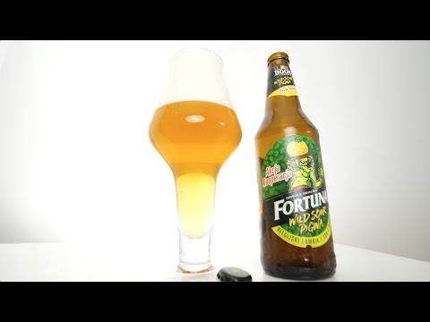 Fortuna Wild Sour Pigwa - Fortuna feat. Boon
