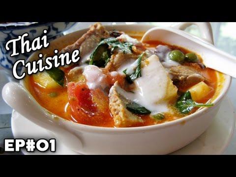 Thai Cuisines | Cultural Flavors | EP 01