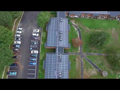 Fairhaven Housing Authority Solar Array