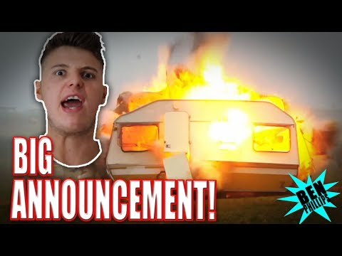 BEN PHILLIPS HUGE ANNOUNCEMENT **TV SHOW!**