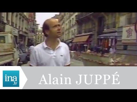 Qui est Alain Juppé ? - Archive INA