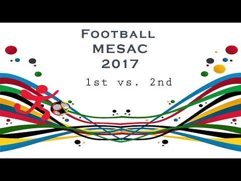 ACS FOOTBALL VARSITY GIRLS MESAC 2017 (ACS  VS. AS Doha)
