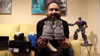 Air Jordan Kaws 4 Unboxing