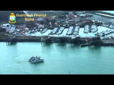 Porto di Fiumicino, arrestati Francesco Bellavista Caltagirone ed Emanuele Giovagnoli