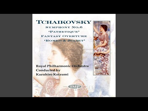 Symphony No.6 in B minor, Op.74, 'Pathetique': Allegro Con Grazia mp3