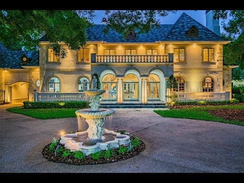 Captivating Elegant Residence in Lutz, Florida | Sotheby's International Realty