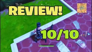 *NEW* Survival Specialist Skin Review ! (FORTNITE BATTLE ROYALE)