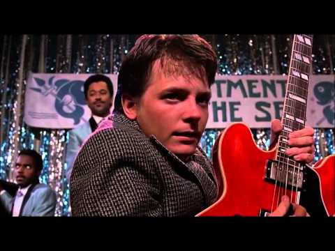 Marty McFly & the Starlighters   Johnny B  Goode complete soundtrack mixed by dondersound