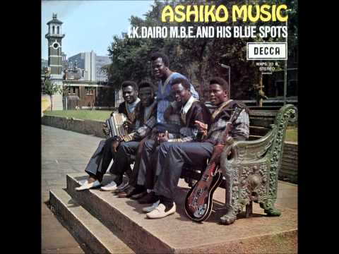 I.K. Dairo MBE - Eko Nile Ayo (1971)