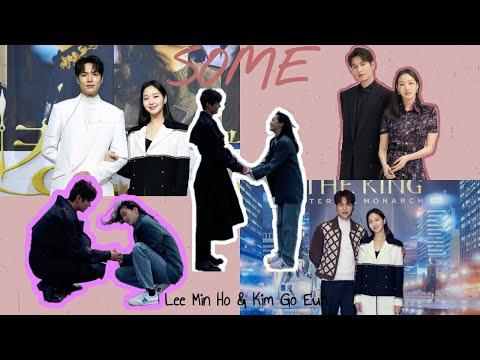 "Lee min ho kim go eun nyanyi bareng   Lee min ho ""say Yes"" Kim go eun from YouTube · Duration:  3 minutes 46 seconds"