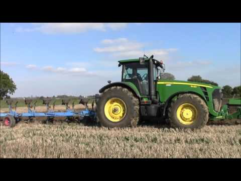 Drilling beans 2015
