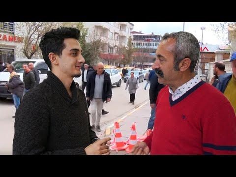Türkiye'nin tek komünist şehrinde Belediye Başkanıyla 1 Gün Geçirmek