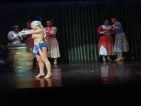 Curtains - Bambi's Dance