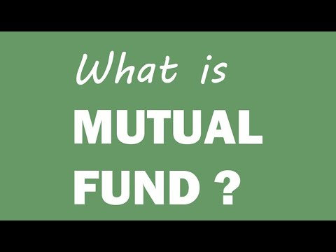 how-does-a-mutual-fund-work?