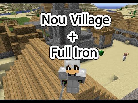 Nou Village+Sunt full