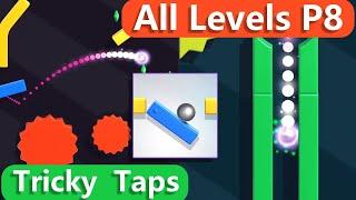 Tricky Taps Walkthrough 3 stars Part 8 level 141-160