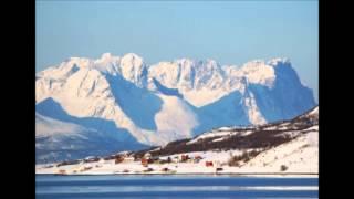 nordnorsk julesalme Halvdan Sivertsen