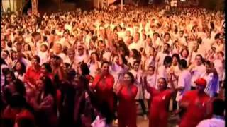 GUINESS WORLD RECORDS 2012~Clarks Performance~Dhour Choueir Longest Dabke + Kebab !!