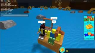 ROBLOX i build a boat whit noob part1(BOBA rx)