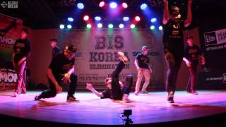 JINJO CREW Showcase / BIS Korea Elimination