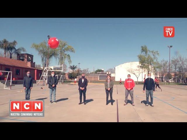 CINCO TV - Los vecinos de Tigre ya pueden realizar actividades en los polideportivos municipales