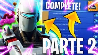 NEW SKIN NASCOSTA ON FORTNITE PRESA IN A COLPO ONLY! part 2