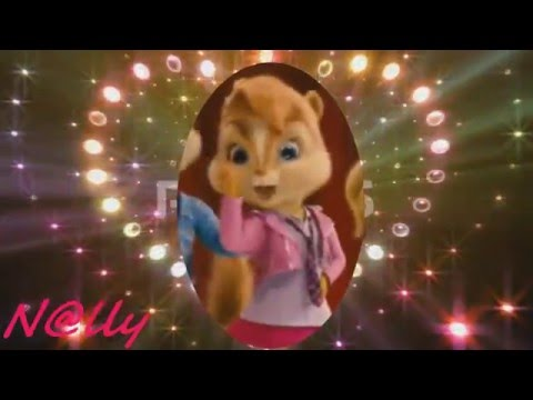 The chipettes - I Kissed A Girl (music video)