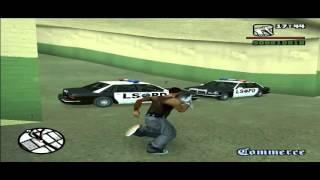 GTA San Andreas - Missioni DYOM: Prison Escape