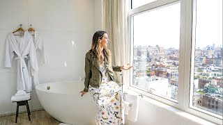 Gambar cover Where to stay in NYC without going broke | Hotels, airbnb and more