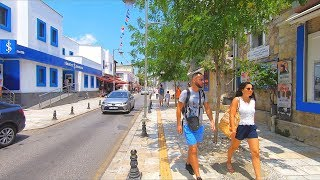 Walk in Bodrum City Center 2019