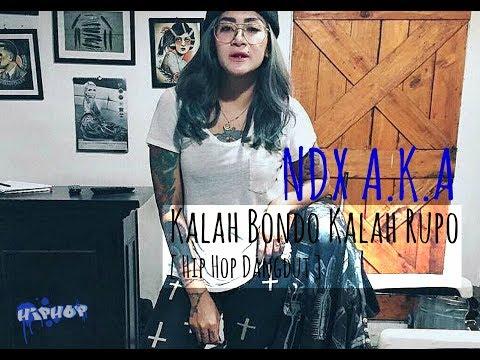 NDX AKA - Kalah Bondo Kalah Rupo ( Hip Hop Dangdut )