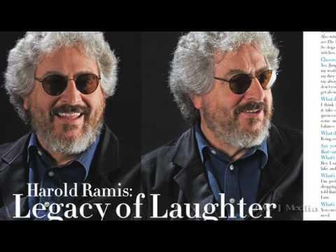 Harold Ramis Audio Interview