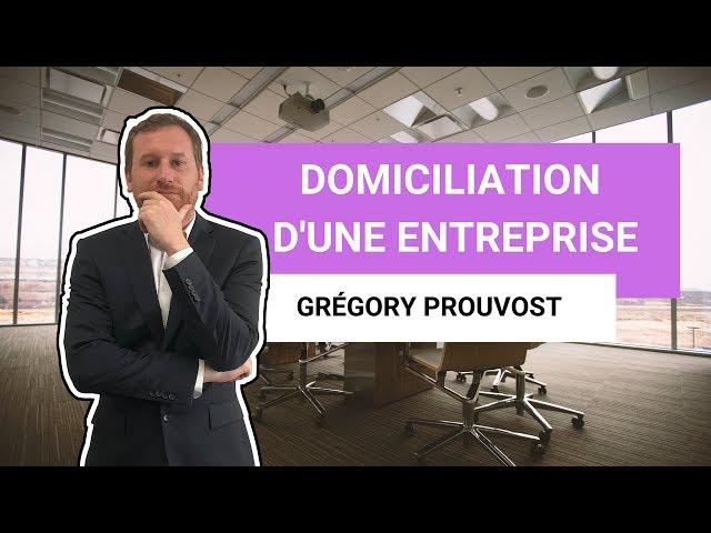 OÙ DOMICILIER SON ENTREPRISE [AVANTAGES ET INCONVÉNIENTS] - Conseils d'expert-comptable entrepreneur