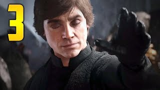"Star Wars Battlefront II Gameplay Walkthrough - Part 3 ""Skywalker"" (Let"