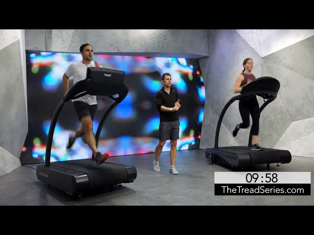 25 MINUTE HIIT Treadmill Workouts Online | The Tread Series