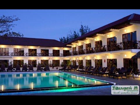 Amaan bungalows beach resort 3* краткий обзор