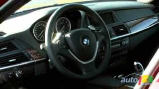 2009 BMW X6 xDrive50i Review by Auto123.com