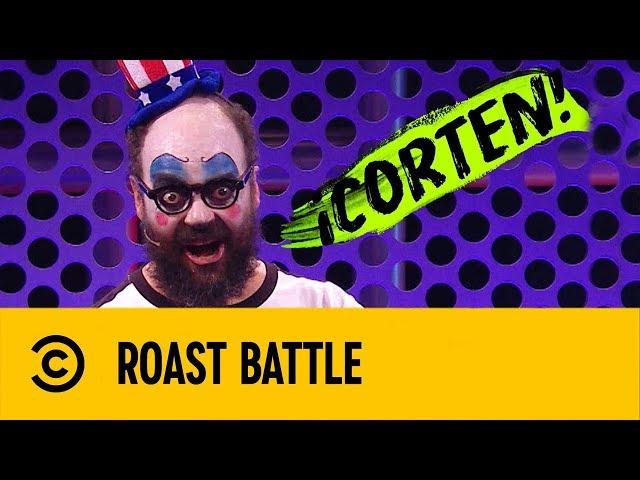 Tomas Falsas | Roast Battle | Comedy Central España