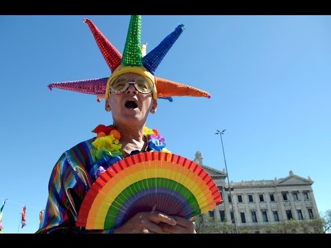 Global Journalist: Gay rights in Latin America