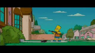 THE SIMPSONS MOVIE music video! (HD) Green Day - American Idiot(I made this using Magix Video Pro X2 and I hope you enjoy it! Thanks for watching! Please rate or leave a comment if you like this video!, 2010-06-28T09:35:13.000Z)