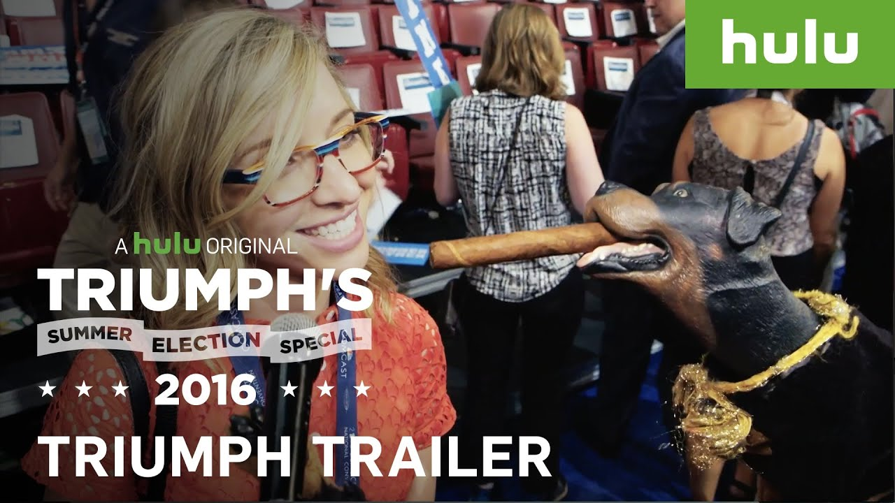 triumph's summer election special 2016 trailer (official