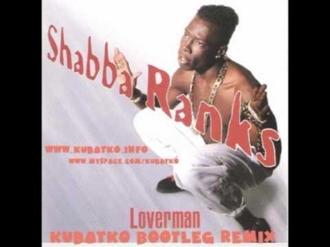Mr loverman shabba