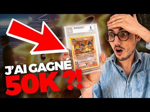 J'ai investi 10,000€ dans Pokémon, voici combien j'ai gagné (mes meilleurs investissements)