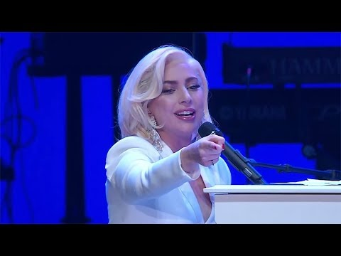 Lady Gaga - You And I (Live at One America Appeal)