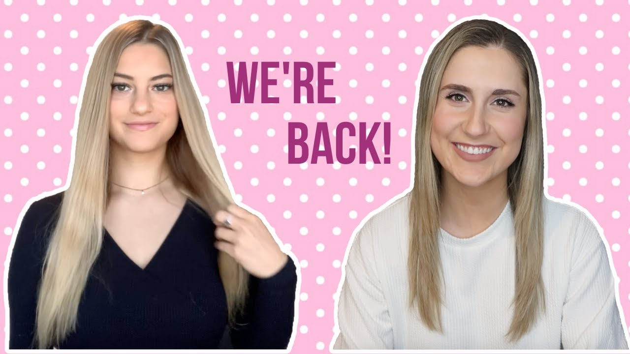 Download Welcome to our channel | We're back!! | Katrina & Sloane update